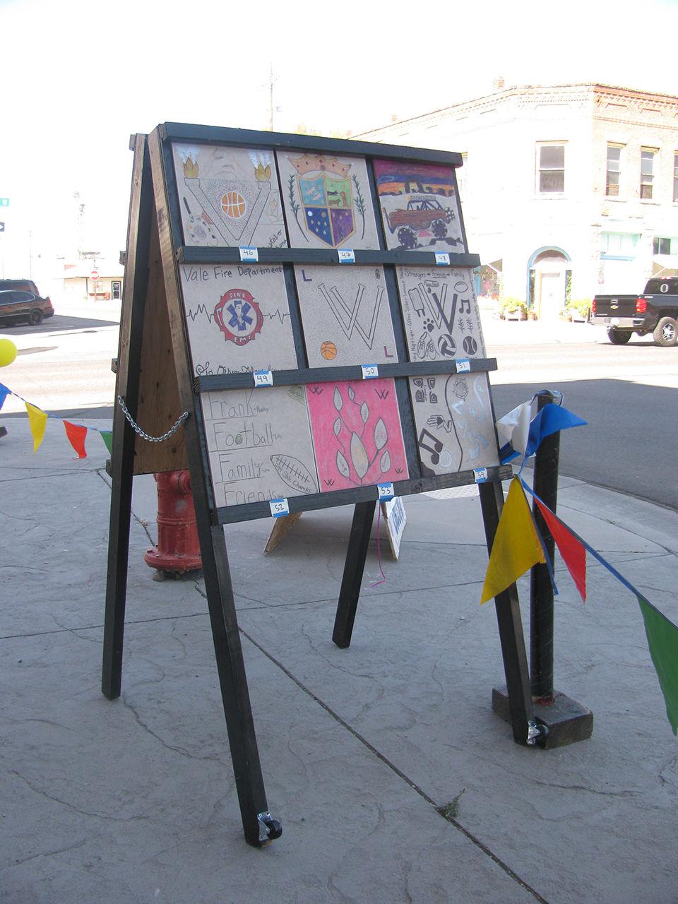 2. Art Beat on Main Street