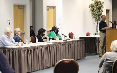 Forum draws out candidates running for school and college boards