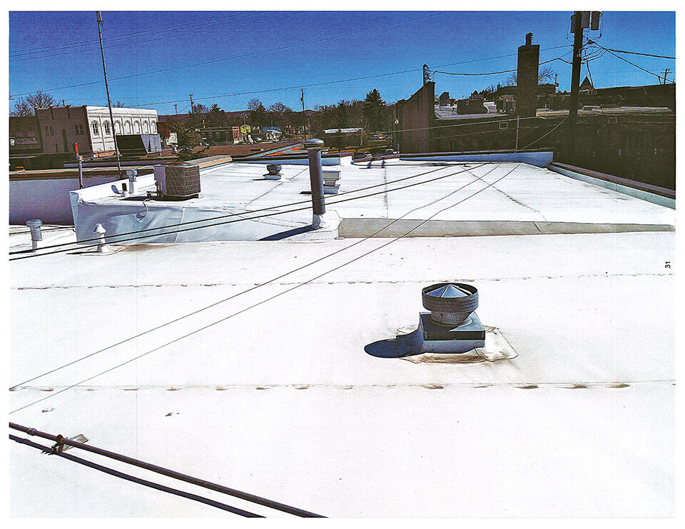 City hall roof set to see repair work