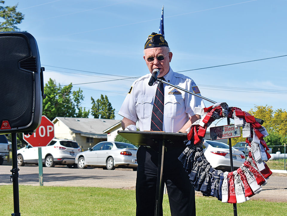 Honoring our fallen Heroes