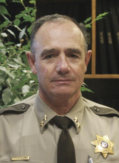 Sheriff Brian Wolfe