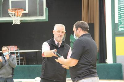 School salutes longtime educators