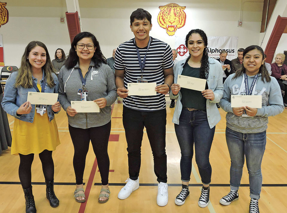 Mexican American Citizens League scholarships