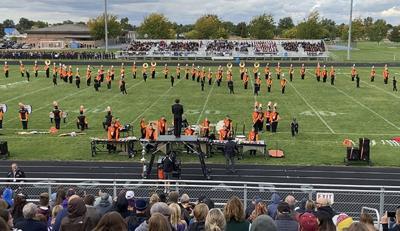 Fruitland High School band heading to Canada