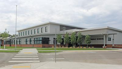 Showing off the new Vale Middle School: Officials plan ribbon cutting, public open house