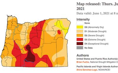 Fish and wildlife officials brace for drought
