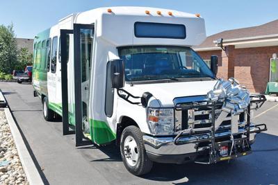 Snake River Transit new bus