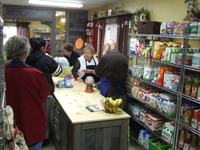Payette church launches food store