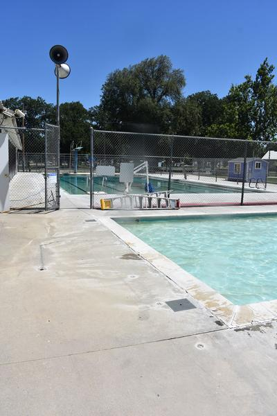 Proverbial 'Help Wanted' sign still up at public pool