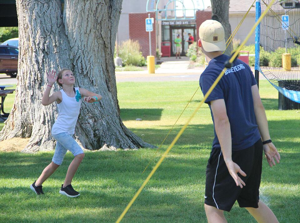 Ontario Rec District wraps up volleyball camp