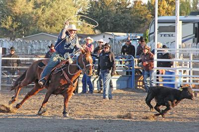 Treasure Valley Community College Chukars to host annual rodeo this weekend