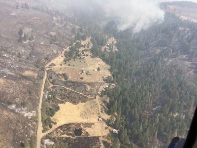 Woodhead fire put at 32% containment as of Tuesday