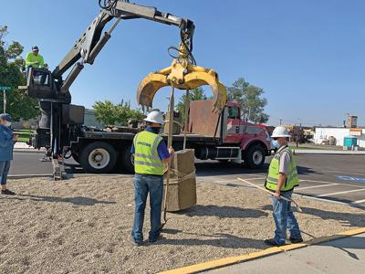 Jacobs observes national public works week