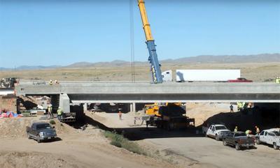 Reconstruction of Blacks Creek Interchange substantially complete