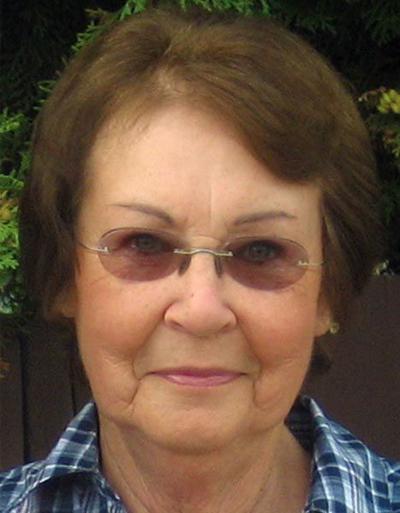 Patricia 'Pat' Marie Stradley