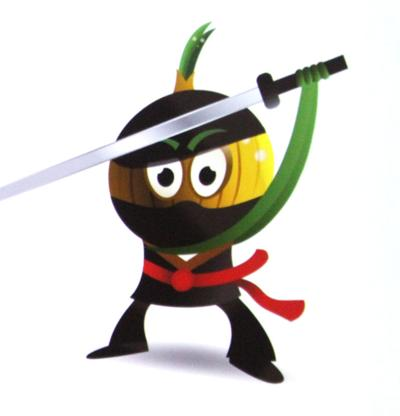 Find out how onions are like ninjas