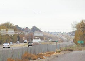 Eastern Oregon state hwy  construction underway | Local News Stories