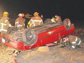 Tragic crash kills Fruitland teen