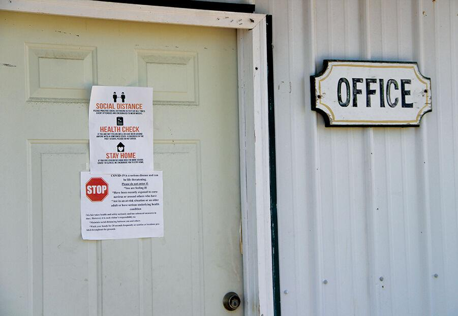 Payette County fairgrounds office