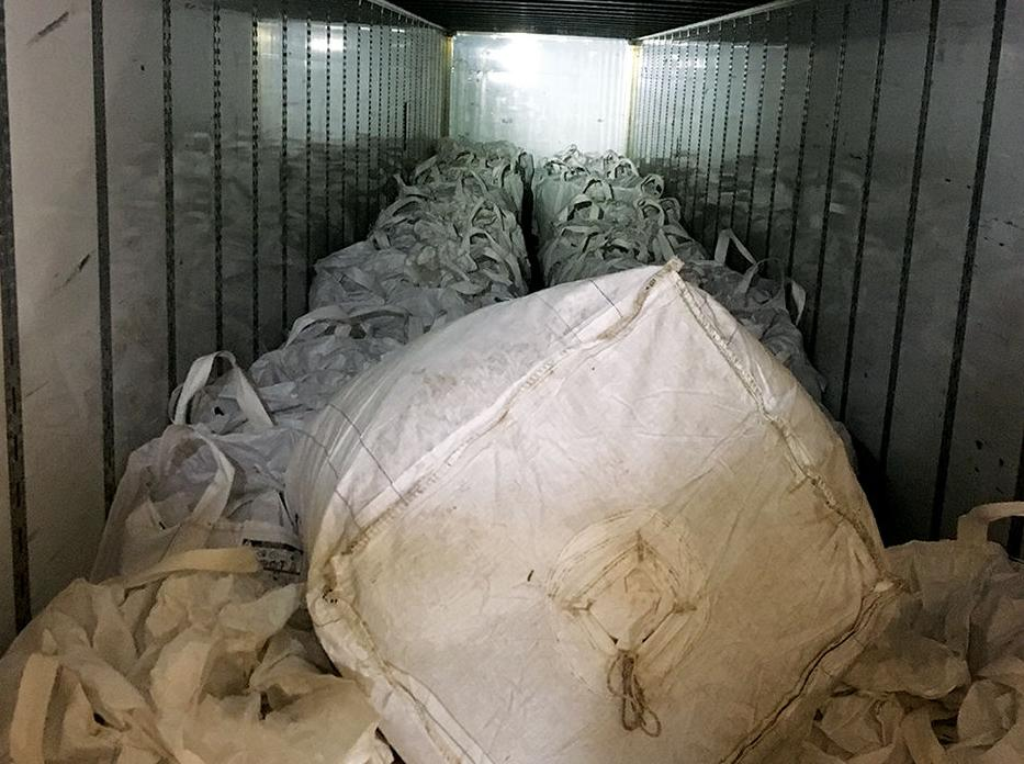 What does 6,700 pounds of pot look like? Idaho State Police found out in a recent seizure from a Portland semi-truck driver