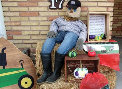 Chamber's annual scarecrow contest underway