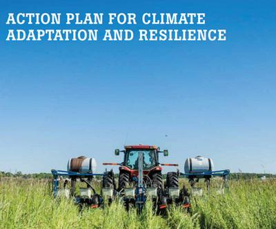 Federal ag agency plans to integrate climate adaptation into missions and programs