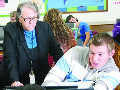 Allied health program attracts scores of students