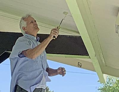 Improving an awning