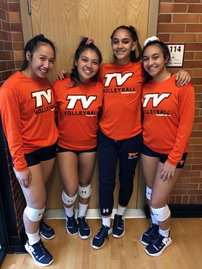 TVCC Hawaii volleyball