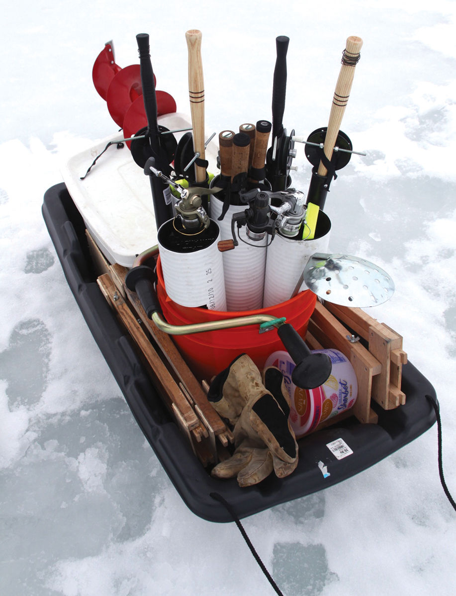 Ice fishing idaho s coolest angling opportunity sports for Ice fishing idaho