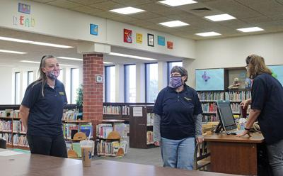 Ontario library staff