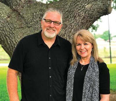 Greg and Glenda Bostock