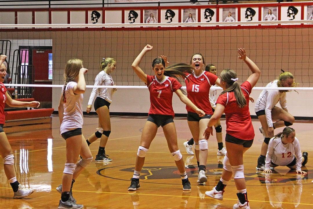 Weiser volleyball