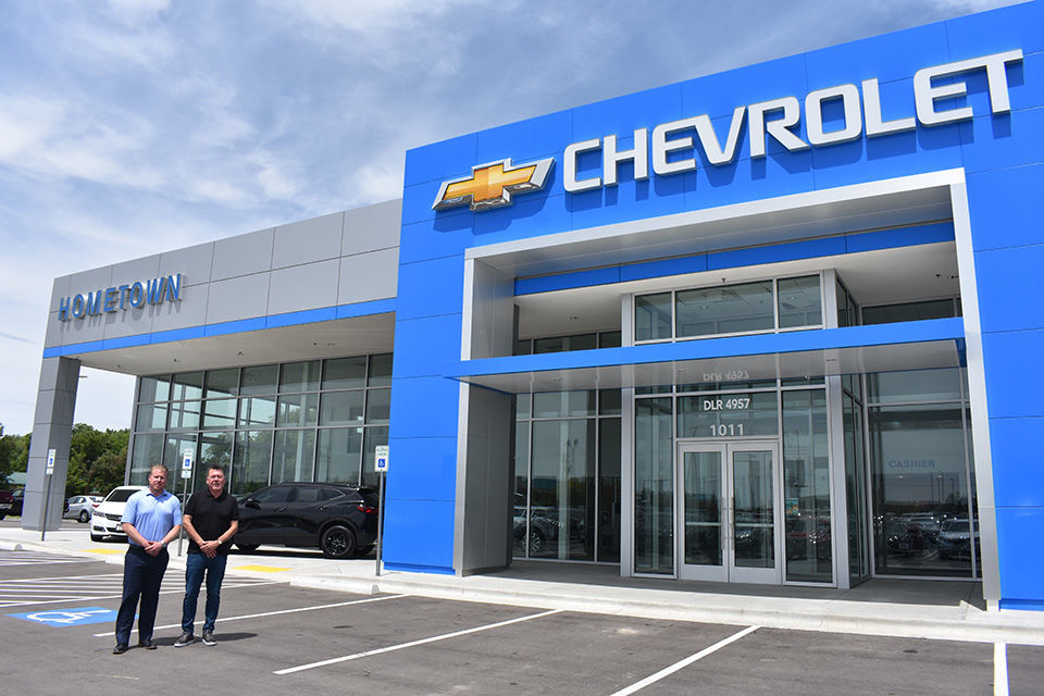 Dealership is repositioned for future growth