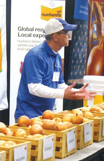Onion growers talk options