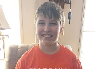 Teen works through his rare disease
