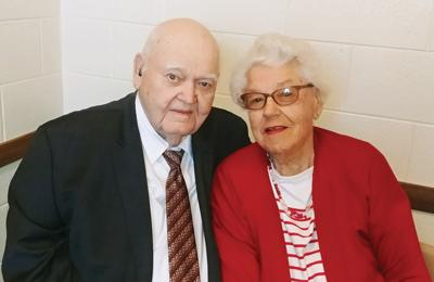 Vernon B. Montgomery and Joy E. (Dyas) Montgomery