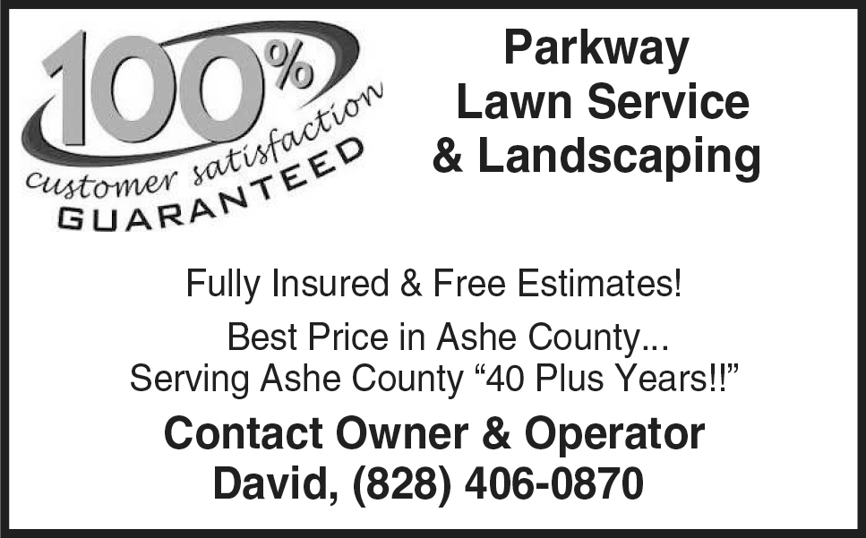 Parkway Lawn Service & Landscaping