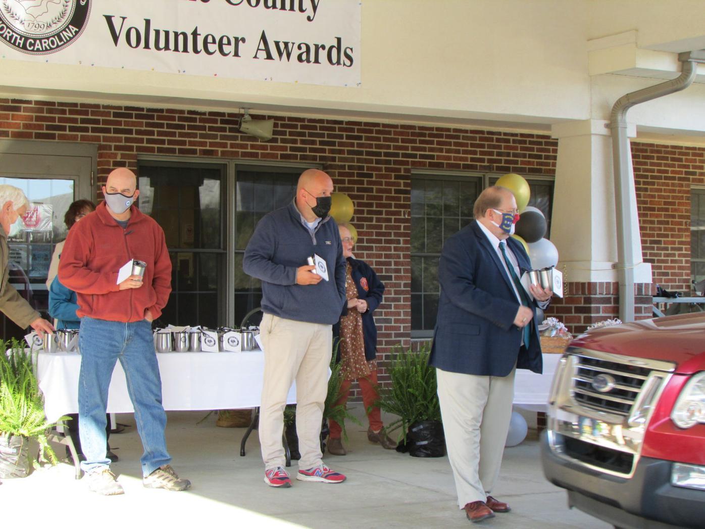 Volunteer Awards BOC