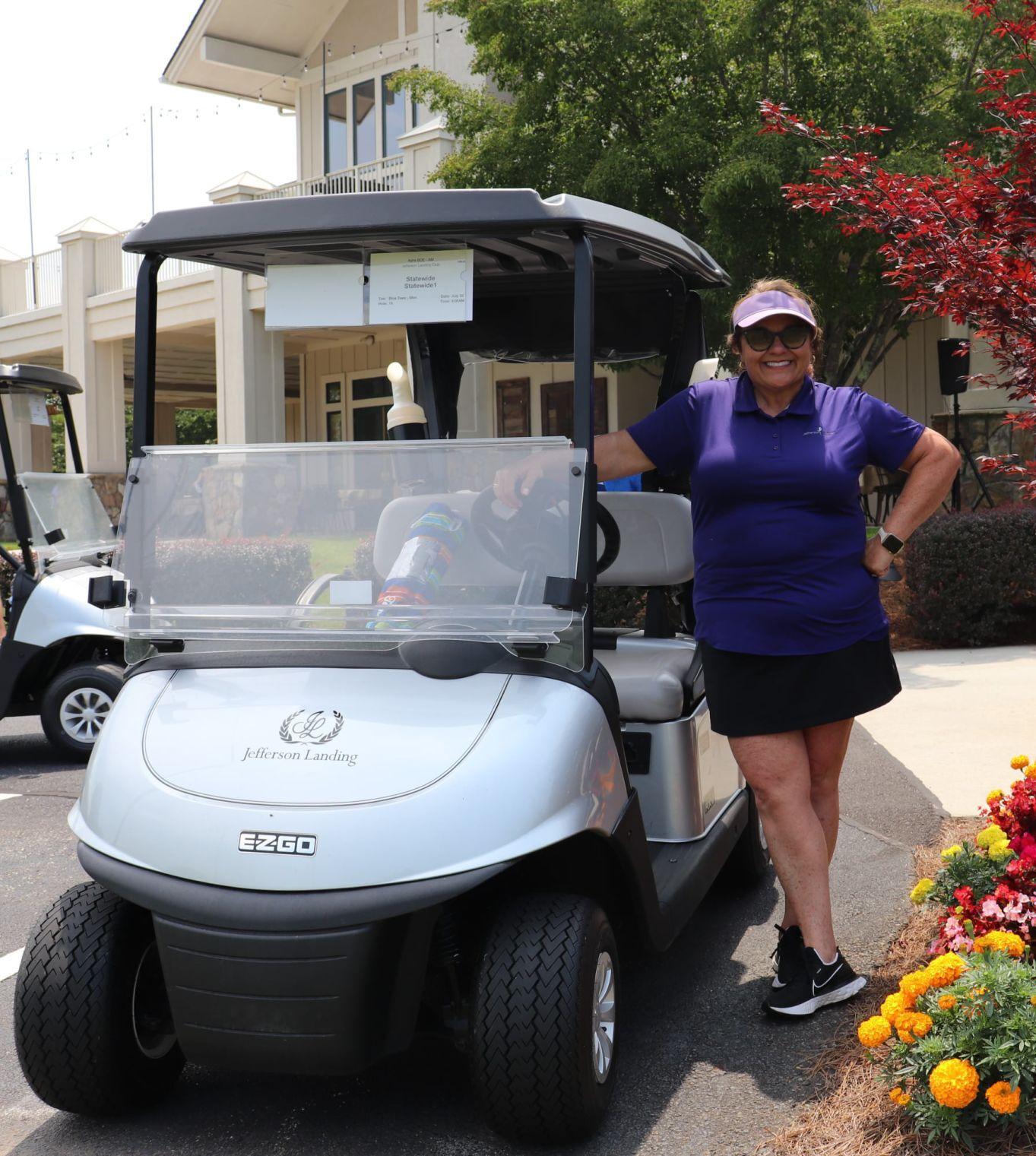 Kim Simmons Golf