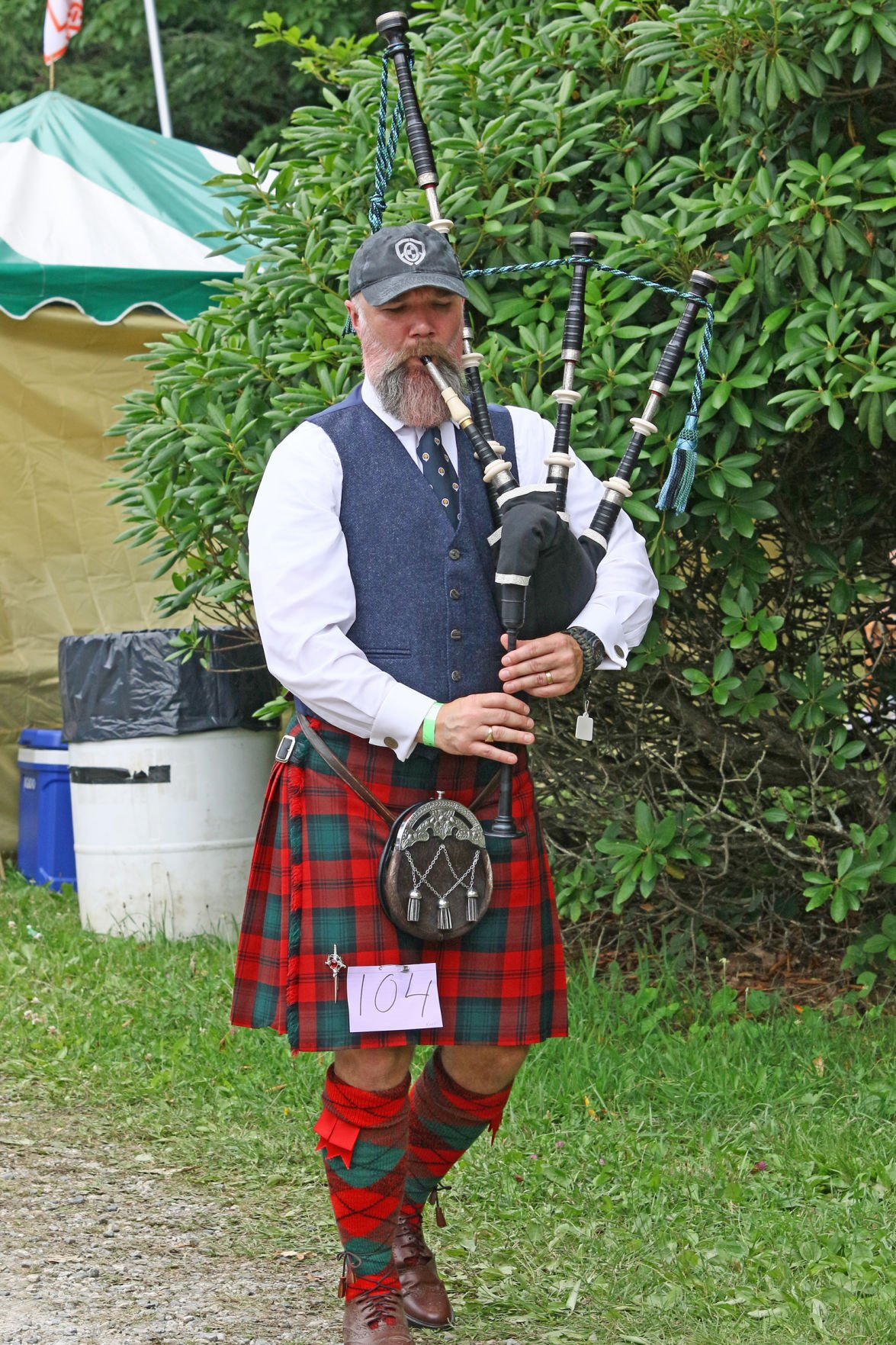 Andrew Kerr Pipes Competition