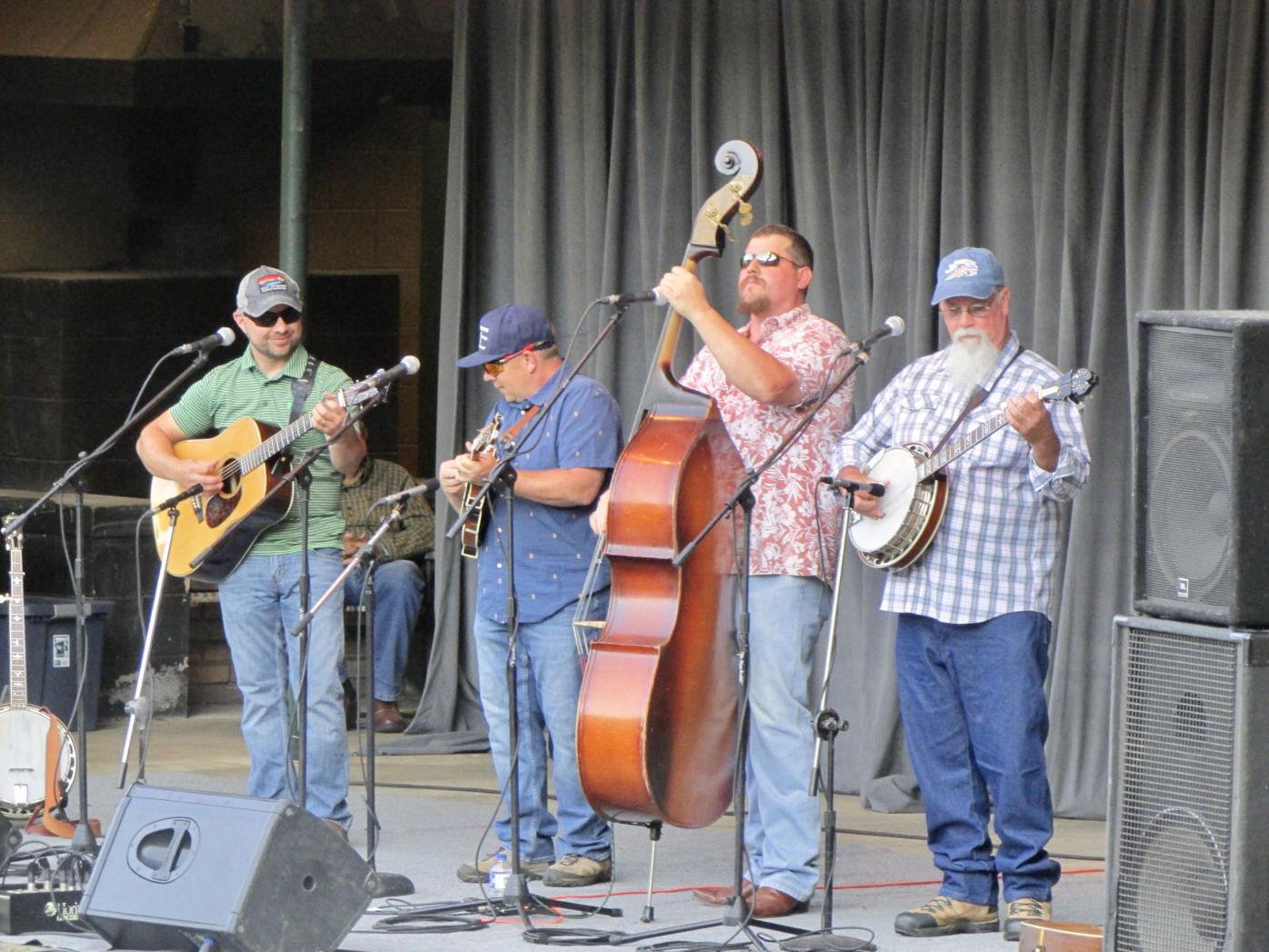 Steve Lewis and Bluegrass, Inc.