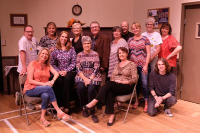 'Calendar Girls' cast and crew