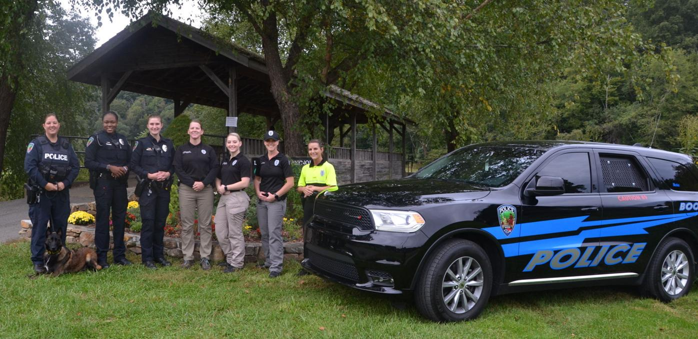 Women of Boone Police