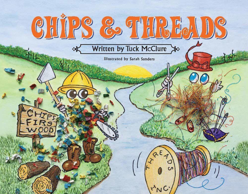 'Chips & Threads'