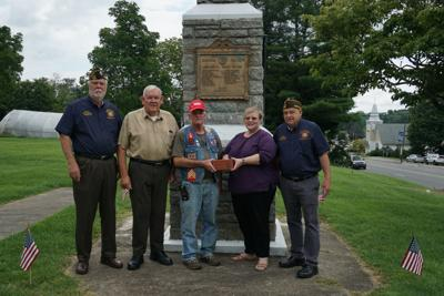 Paver bricks to honor veterans at Ashe County Courthouse