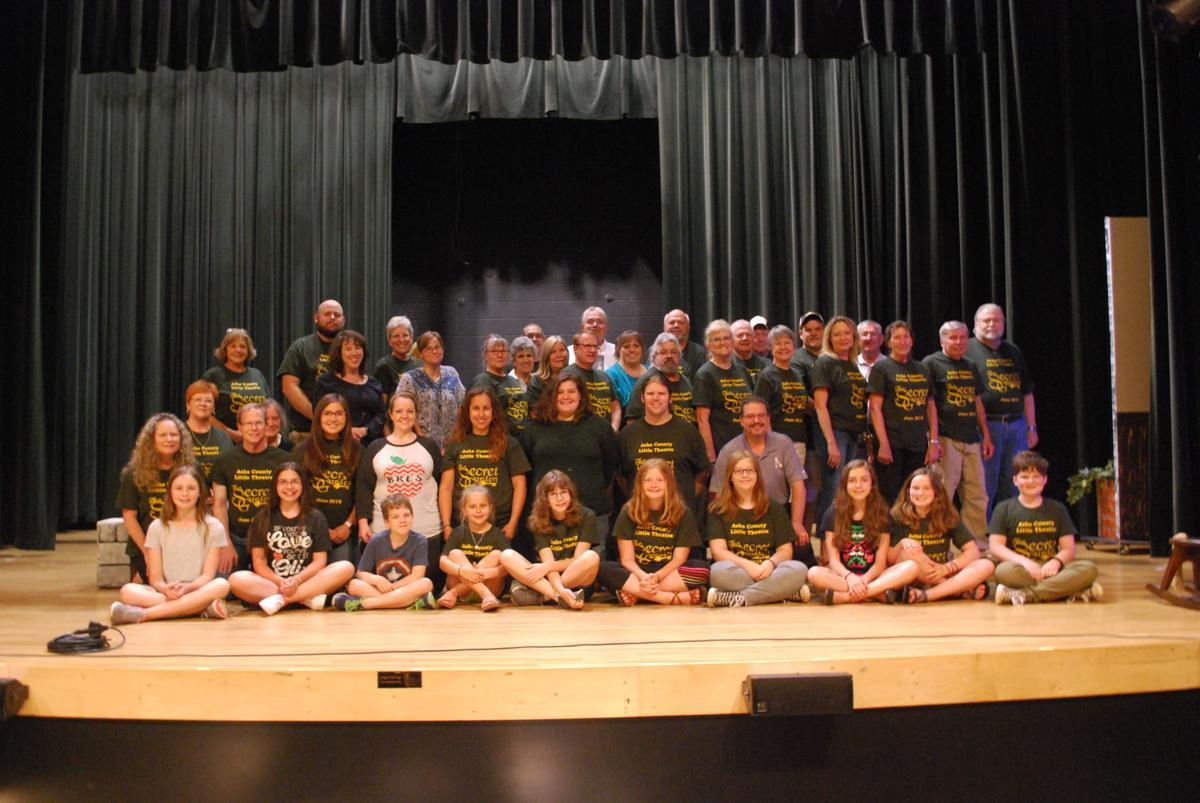 Ashe County Little Theatre\'s The Secret Garden premieres June 21 ...