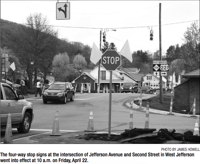 Stop Signs in WJ 2016