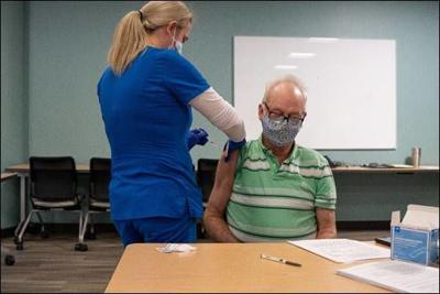 First Wake Vaccine to Public