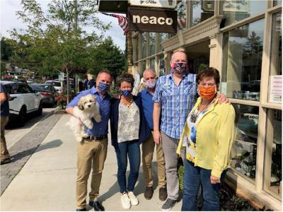 Chapel Hill dentist aids High Country nonprofits